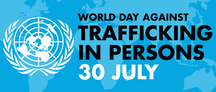 World Day Against Trafficking in Persons: July 30 – Refugee